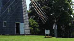 East Hampton scenics - stock footage