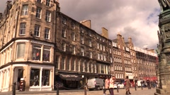 Scotland, Edinburgh St. Giles Cathedral Stock Footage