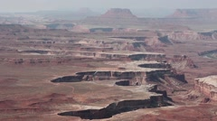 Canyonlands National Park, Utah Stock Footage