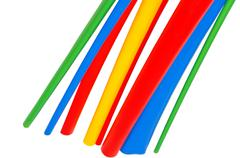 Stock Photo of Heat Shrink Tubing