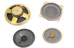 The Audio speakers Kuvituskuvat