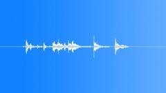Kitchen cutlery move 5 Sound Effect