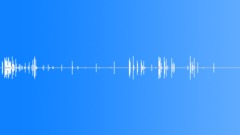 Kitchen glass ice water movement 1 Sound Effect