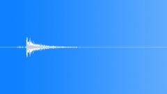 Kitchen jar glass open 3 Sound Effect