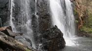 Stock Video Footage of McKenzie Falls, Grampians