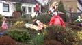 4k Walpurgis witches garden decoration panning 4k or 4k+ Resolution