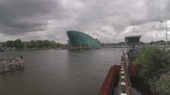 Amsterdam Hyperlapse Timelapse 4K Nemo Stock Footage