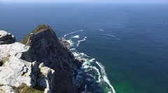Cape Point (South Africa) - stock footage