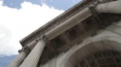 Wellington Arch, Hyde Park Corner, London | HD 1080 Stock Footage