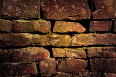 Stock Photo of abstract background with old brickwork