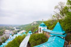 Svyatogorsk Lavra - stock photo