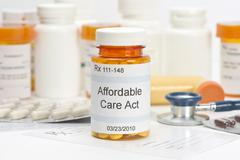 Affordable Care Act - stock photo
