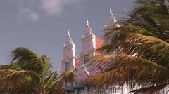 Aruba Architecture Stock Footage