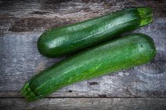 Fresh organic gardening vegetables Stock Photos