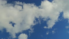 Clouds & Sky Stock Footage