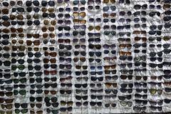 Many sunglasses Stock Photos