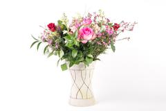 Flower arrangement - stock photo