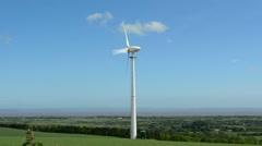 Wind Turbine (60 fps) Arkistovideo