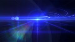 Dance ray light floor 4k Stock Footage