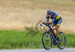 The Cyclist Roman Kreuziger - Tour de France 2013 - stock photo
