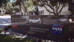 NASA Jet Propulsion Laboratories Stock Footage