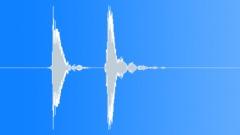 Mouth Pop and Slap Double Hit App Alert Fast Sound Effect