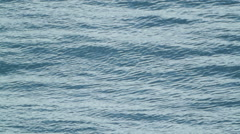 Waves at sea Stock Footage