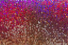 Beautiful abstract sparkles glitter background. Glittering sequins on the wal - stock photo
