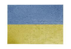 Large jigsaw puzzle of 1000 pieces- Ukraine - stock photo