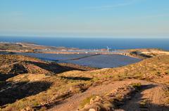 Renewable Energy Concept - stock photo