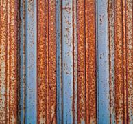 old rusty metal texture - stock photo