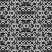 Stock Illustration of Curtain lace seamless generated texture