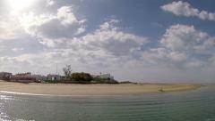Algarve - Armona Island - Boat Trip 2015 A3 Stock Footage