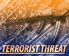 Stock Illustration of Terrorist threat Abstract concept digital illustration