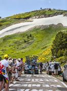 The Cyclist Peter Velits - Tour de France 2013 Stock Photos