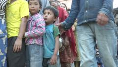 Earthquake Nepal  Stock Footage