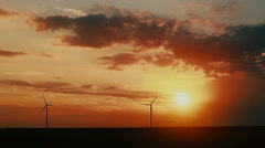 Alternative energy 2 - stock footage