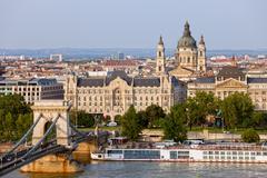 City of Budapest - stock photo