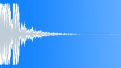 Deep Sledgehammer Hit 5 (Metal, Break, Crash) - sound effect