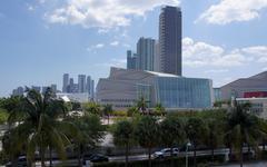 Miami America architecture Stock Photos