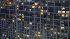 Windows light timelapse 4K - stock footage