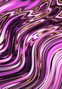 Stock Illustration of Shining purple background with wavy dark stripes and brown zigzags