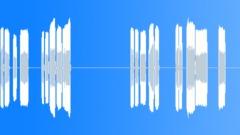 Robot Menu - sound effect