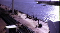 DECK Tanker Oil Commercial Shipping Industry 1960s Vintage Film Home Movie 8386 Footage
