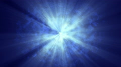 Liquid ray abstract background 4k - stock footage