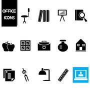 Stock Illustration of office supply