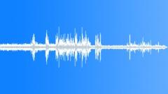 BOAT INTERIOR CABIN DISCUSSION IN ENGLISH VIA VHF TRANSMISSION Sound Effect