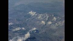 Vintage 16mm film, 1960, aerial Peru, various Stock Footage