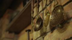 Antiques. Manual Movie - stock footage