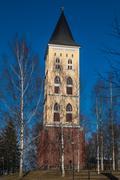 Town Hall. - stock photo